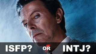 David Bowie's Myers-Briggs Type - ISFP or INTJ?