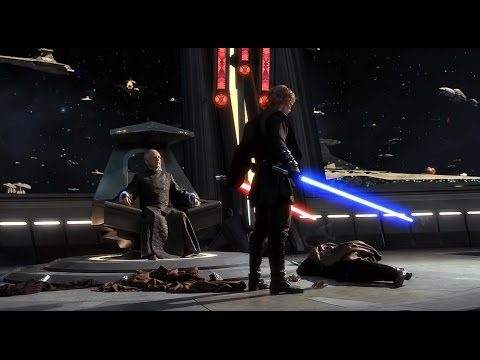 Звездные войны: Эпизод 3 – Месть Ситхов (2005)— русский трейлерHD