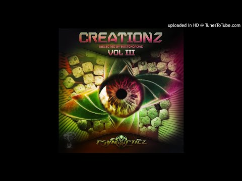 Cryptophonix - Hallucinogen Tentacles