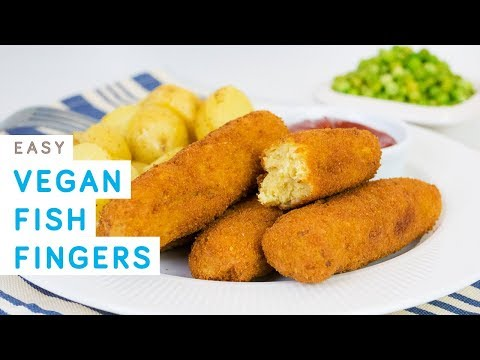 Vegan Fish Fingers Recipe - Easy And Incredibly Delicious
