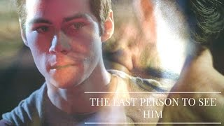 I was the last person to see him | 6x09 | TW
