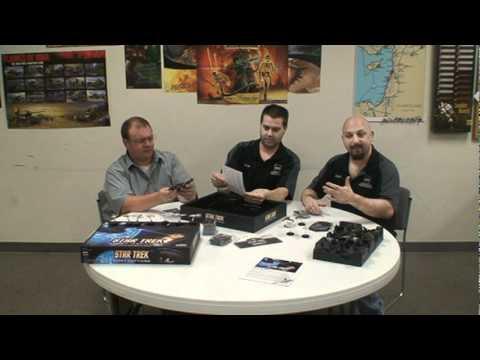 Star Trek Fleet Captains Box Opening
