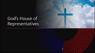 God's House of Representatives