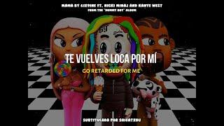 6ix9ine - MAMA (ft. Nicki Minaj & Kanye West) [Lyrics & Subtitulado]