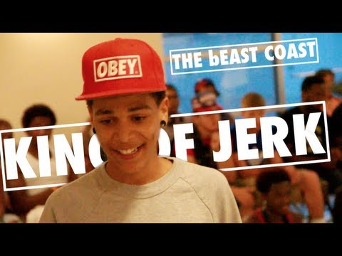 JacobriTV-bEast Coast King Of Jerk 8-18-12