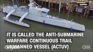 البحرية الأمريكية تختبر