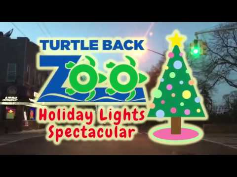 Turtle Back Zoo Holiday Lights Spectacular