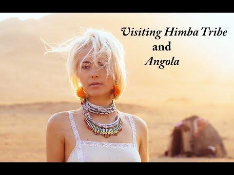 AFRICA VLOG, Episode 1 | Himba Tribe, Angolan children