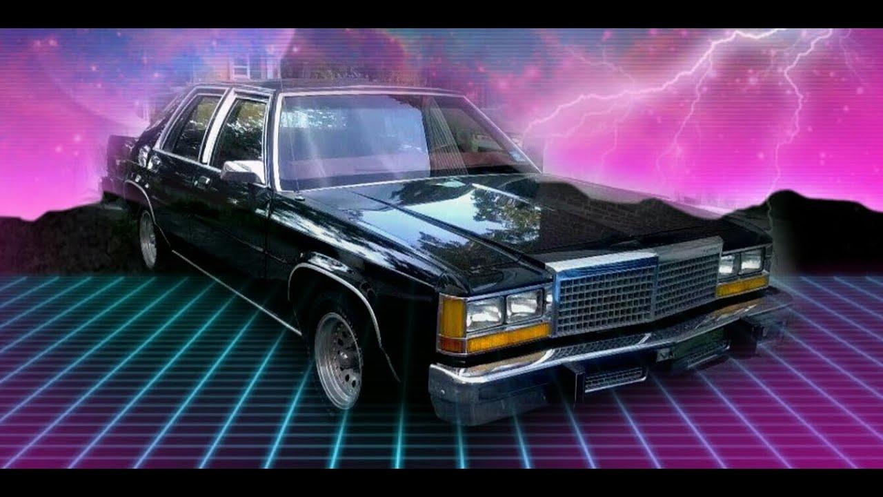 1980 Ford LTD Review - Men In Black Car - YouTube