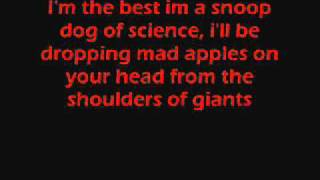 Epic Rap Battles of History Albert Einstein VS Stephen Hawking