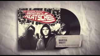 Architekt - 06 - Hartes Brett feat Atze M! und Beneluxus (MB1000) - Klatsche 2008 (Official Audio)