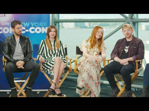 Servant Cast | New York Comic Con 2019 (Full Interview)