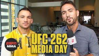 Michael Chandler is firing on all cylinders heading into #UFC262 | ESPN MMA