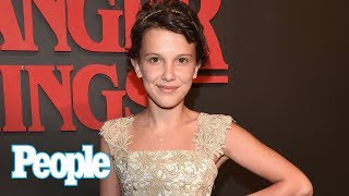 Stranger Things: Cara Buono On Millie Bobby Brown's Rise To Fame & Season 2 | People NOW | People