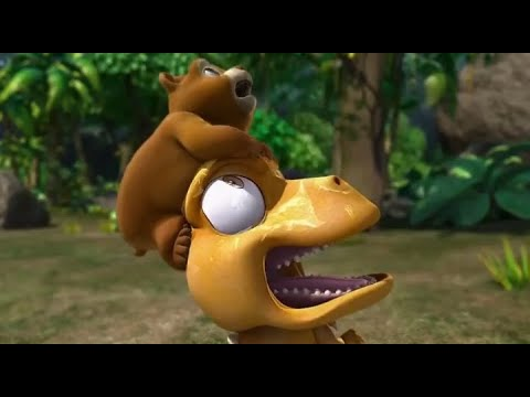 Download Gon The Dinosaur Cartoon Episode 6 English Dubbed
