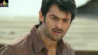 Prabhas Mirchi Movie Climax | Korata Siva, Anushka, Richa | Sri Balaji Video