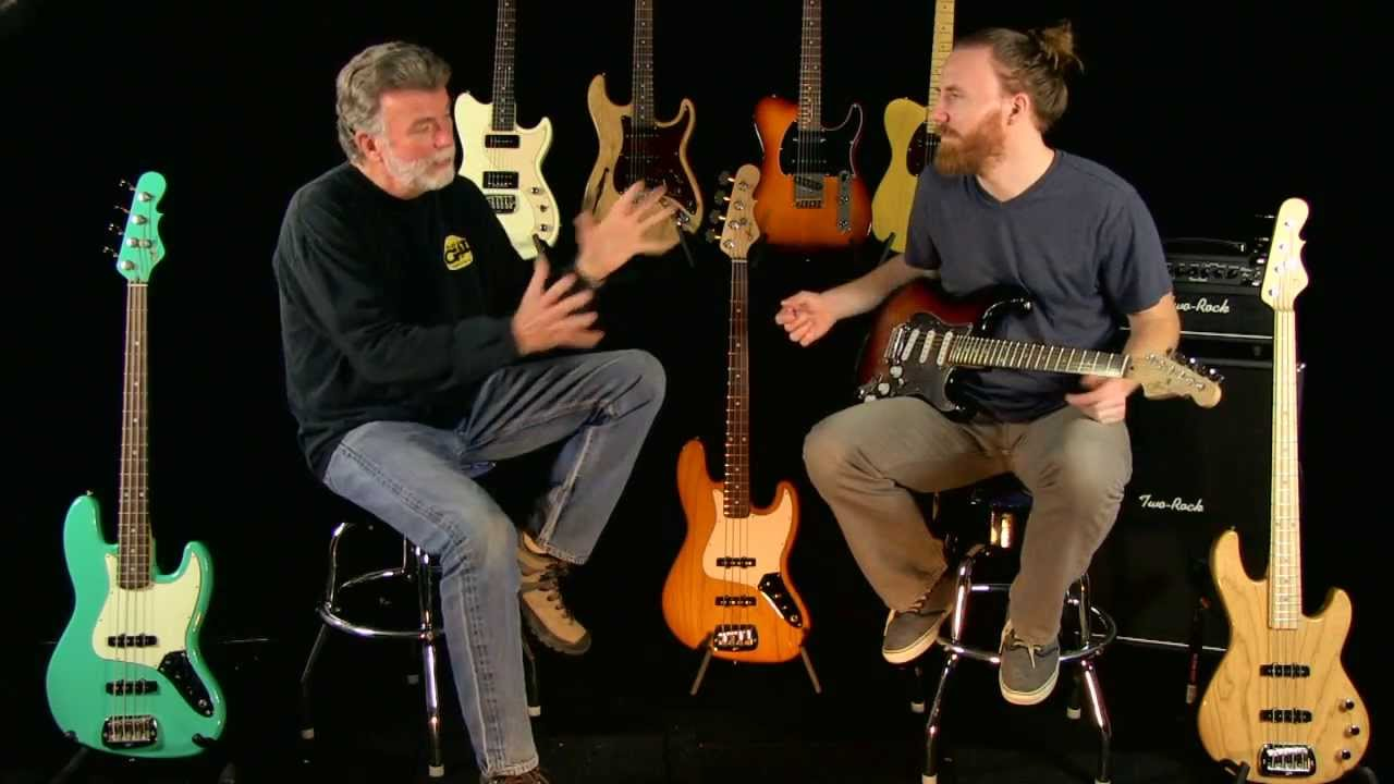 g l legacy tone review and demo with paul gagon youtube. Black Bedroom Furniture Sets. Home Design Ideas