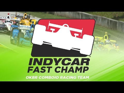 FAST CHAMP INDY CAR  - PROJECT CARS XBOX ONE - OKBR COMBOIO RACING TEAM