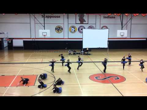 Scappoose Middle School Dance Team 2012/2013