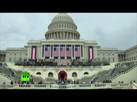 La cérémonie de l'investiture de Donald Trump à Washington (Direct du 20.01)