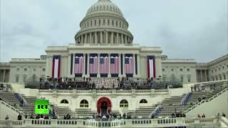 EN DIRECT de la cérémonie de l'investiture de Donald Trump à Washington