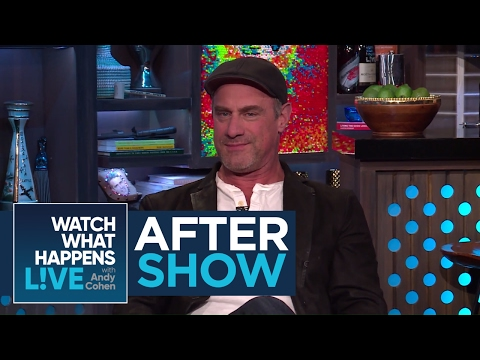 After : Does Christopher Meloni Regret Leaving 'SVU'?  WWHL