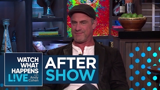 After Show: Does Christopher Meloni Regret Leaving 'SVU'? | WWHL