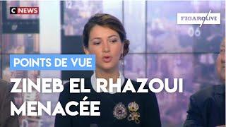 Menaces sur Zineb : les attentats de Charlie déjà oubliés ?