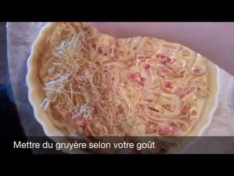 "recette-de-cuisine-n°4:-""-tarte-oignons-lardons-"""