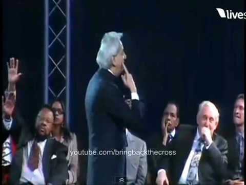 Benny Hinn - Applying the Blood of Jesus