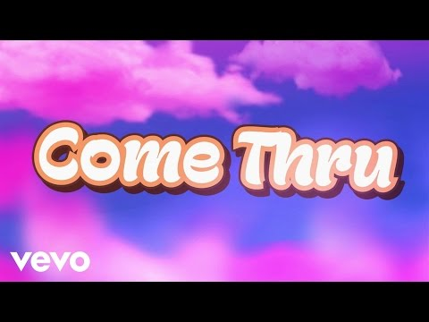Jacquees - Come Thru (Lyric Video) ft. Rich Homie Quan