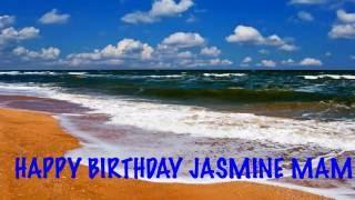 JasmineMam   Beaches Playas - Happy Birthday