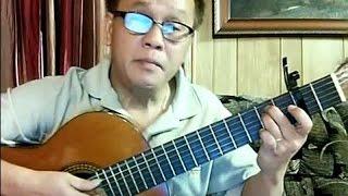 Nghe Tiếng Muôn Trùng (Trịnh Công Sơn) - Guitar Cover by Bao Hoang