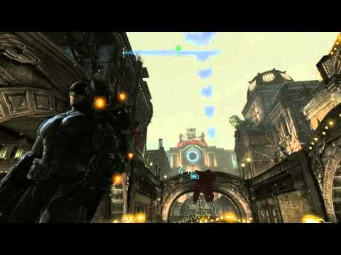 Batman Arkham Origins How to get into Gotham Merchants Bank