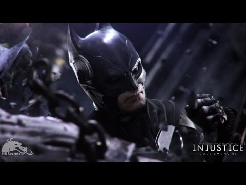 Injustice Gods Among Us - S.T.A.R LABS  BATMAN - ☆☆☆ COMPLETE