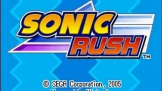 Let's Play Sonic Rush! (Part 1)