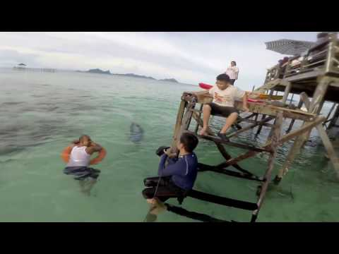 Lato Lato Mun Resort, Pulau Bum Bum, Semporna - Kayaking