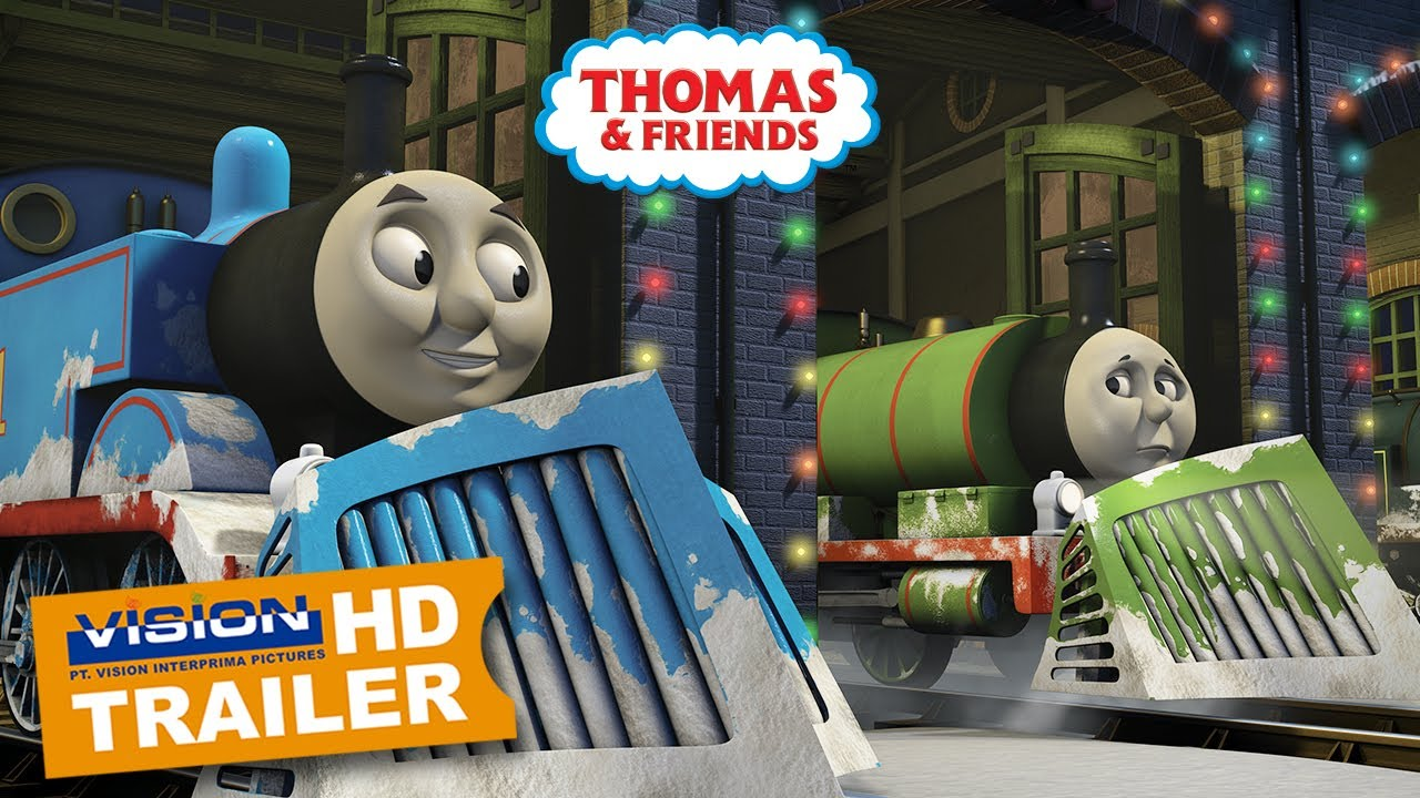 Thomas And Friends S20 Letters To Santa Trailer Youtube