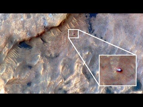 Noticias de Marte