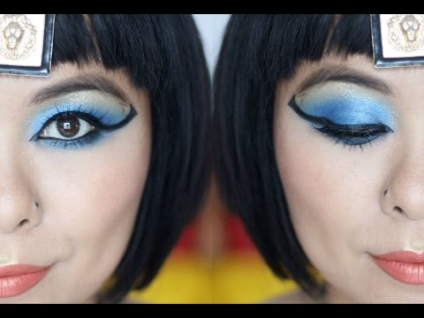Cleopatra Makeup Tutorial | Halloween