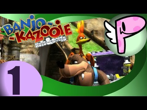 Banjo-Kazooie: Nuts & Bolts (pt.1)- Full Stream [Panoots]