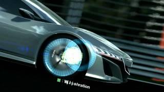 Acura NSX Concept! GT5 Debut