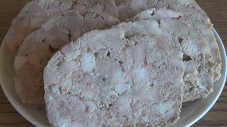 Домашняя колбаса. Очень просто, очень вкусно, очень доступно #domavkusno
