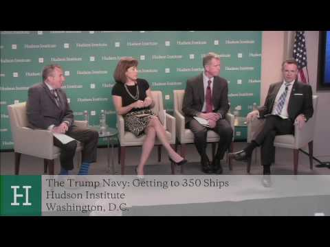 The Trump Navy: Getting to 350 Ships