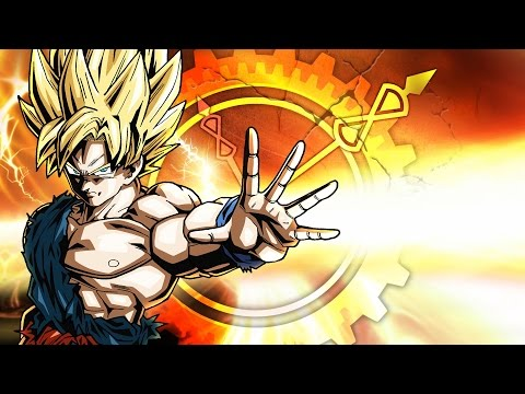 Dragon Balls - Kid Goku VS General Silver