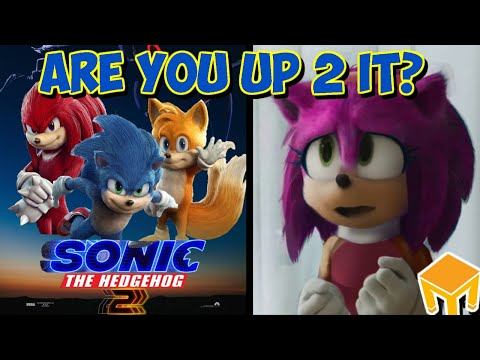 Sonic Movie 2 What Will Be In The Sequel Feat Browntable