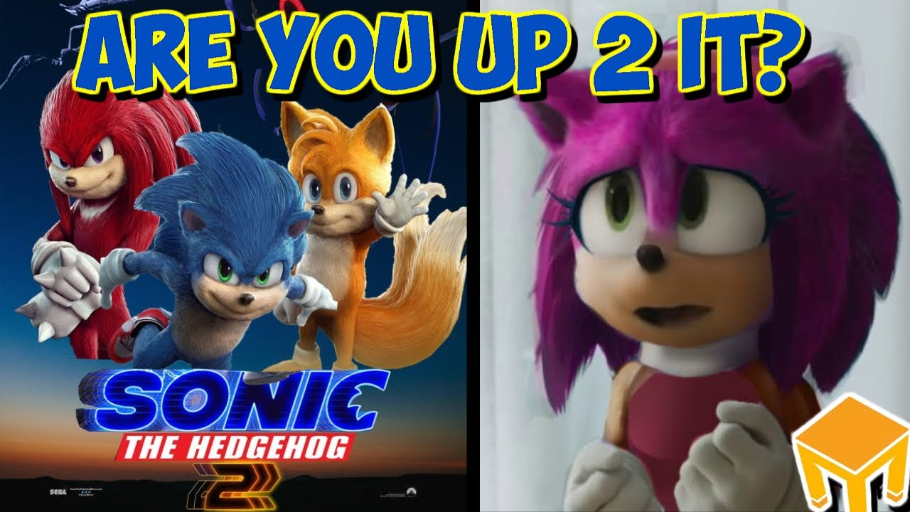 Sonic Movie 2 What Will Be In The Sequel Feat Browntable Youtube