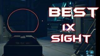 Planetside 2 - Best 1x Reticule Mod For Infantry - Easy As Pie!