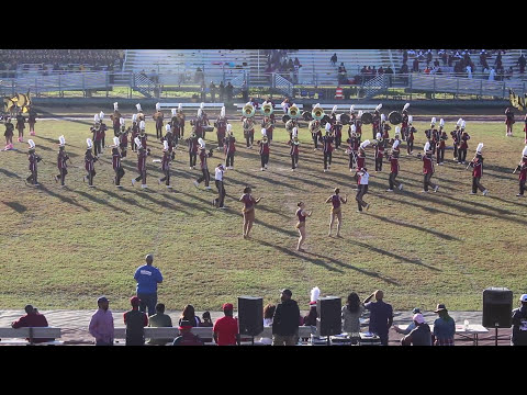 Hampton Roads ALL STAR BOTB Kings Fork High School