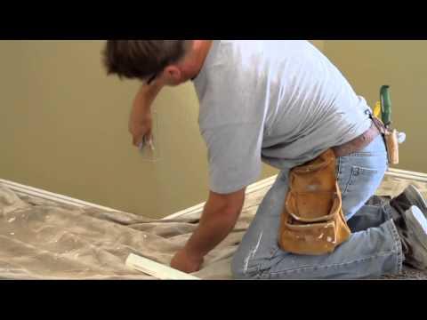 Repairing Drywall Corners - YouTube